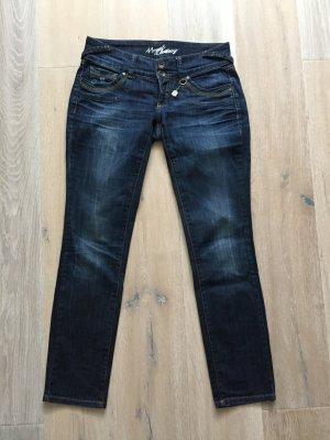 Dunkelblaue Jeans von Mogul in 29/32