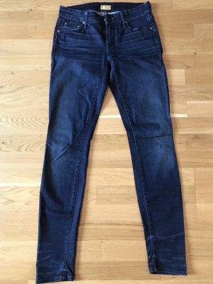 Dunkelblaue Jeans von Mother