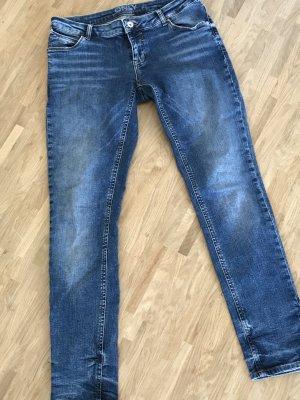 dunkelblaue Jeans von ONLY, Größe 30/30