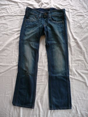 dunkelblaue Jeans von Pepe Gr. 40