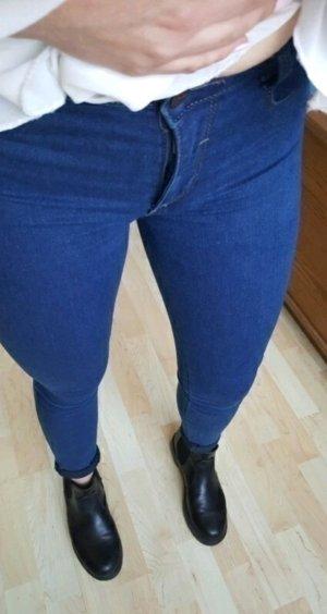 Dunkelblaue Jeans von Pimkie