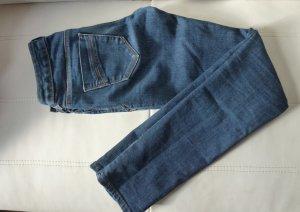Dunkelblaue Jeans von Pimkie in Gr. 34