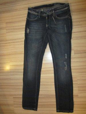 dunkelblaue Jeans von Rich & Royal Gr. 30/34