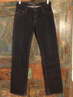 Dunkelblaue Jeans von Rosner, Größe 38