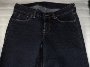 Dunkelblaue Jeans vor Orsay Gr.36