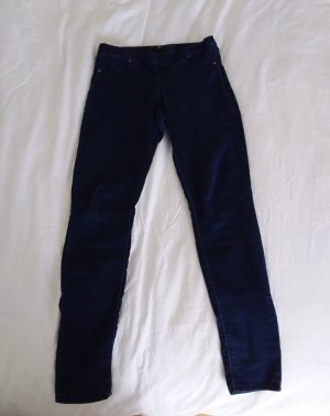 H&M Jeggings blu scuro