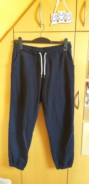 Atmosphere Baggy Pants white-dark blue