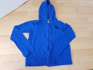Abercrombie & Fitch Jacket blue