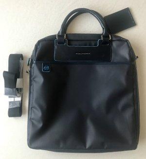 Dunkelblaue (Laptop)Tasche von Piquadro (AKI Collection)