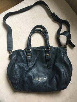 Dunkelblaue Liebeskind Tasche