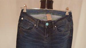 dunkelblaue One green elephant Jeans 27/32