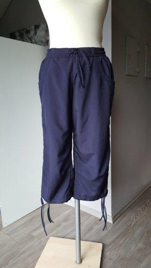 Dunkelblaue Original Puma Sportpants Sporthose Gr M