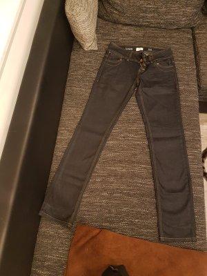 dunkelblaue Q/S Jeans