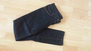 Dunkelblaue Röhren Jeans Gr.27/32