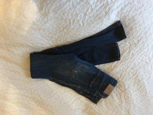 Gina Tricot Jeans elasticizzati blu scuro-blu