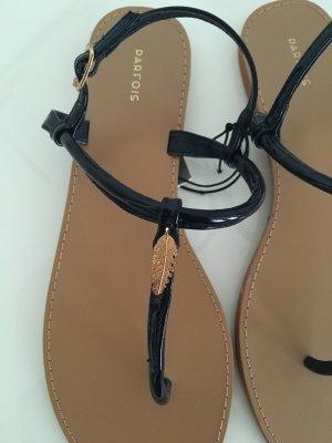 Dunkelblaue Sandalen von Parfois