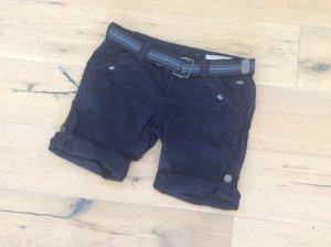 edc by Esprit Short Trousers dark blue cotton