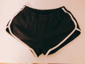 American Apparel Pantalón corto deportivo azul oscuro