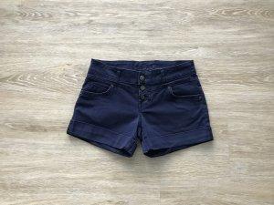 dunkelblaue Shorts von Fishbone