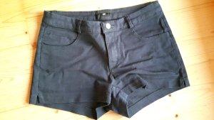 Dunkelblaue Shorts von H&M