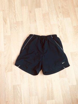 Dunkelblaue Shorts von Nike