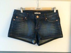 Dunkelblaue Shorts von Tom Tailor