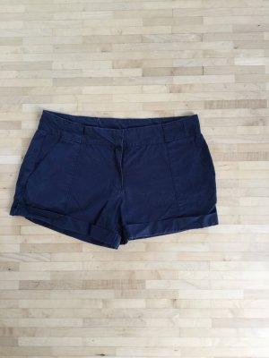 Dunkelblaue Shorts von Vero Moda, Gr. M