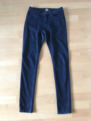 Only Tube jeans blauw-donkerblauw