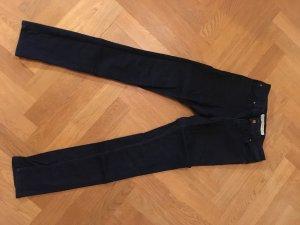 Dunkelblaue Skinny Jeans 26/32 topmodern Stretch