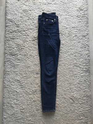 Dunkelblaue Skinny Jeans *Neu
