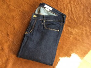 Dunkelblaue Skinny Jeans - Neu