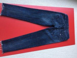 Dunkelblaue Slim Jeans von Miss Sixty