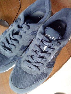 dunkelblaue Sneakers Größe 40