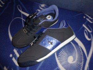 dunkelblaue Sneakers von Baby Phat Gr. 41 - aus USA Size 9 - NEU