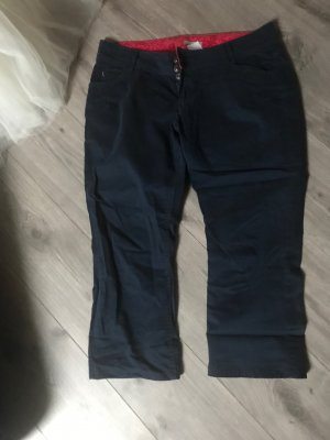 Orsay 3/4 Length Trousers dark blue