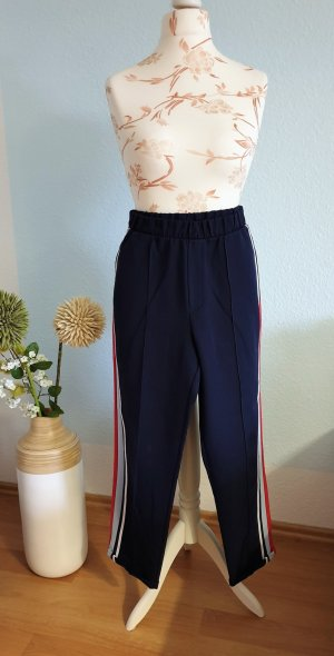 Zara Jersey Pants multicolored