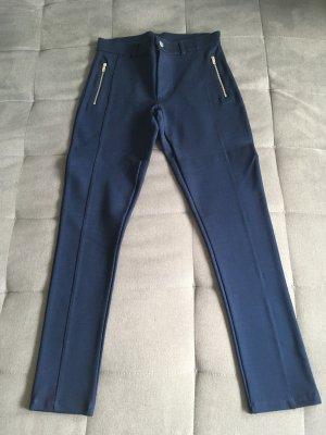Orsay Pantalon cigarette bleu foncé