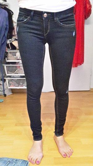 dunkelblaue Tally Weijl Jeans