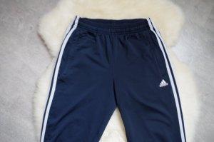 dunkelblaue Trainingshose von Adidas