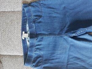 dunkelblaue Treggins von H&M