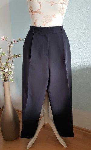 COS Pantalone culotte blu scuro-blu