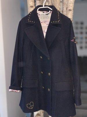 Odd Molly Duffel Coat multicolored mixture fibre