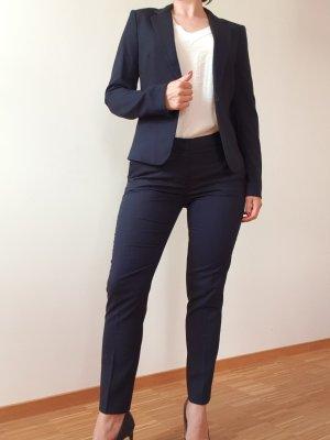 H&M Zakelijk pak donkerblauw