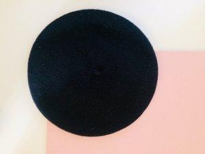 Platte pet blauw Scheerwol