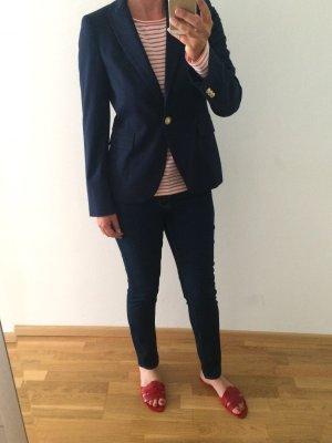 Zara Blazer bleu foncé