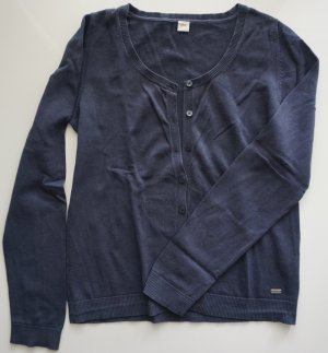 dunkelblauer Cardigan in 36 von s.Oliver