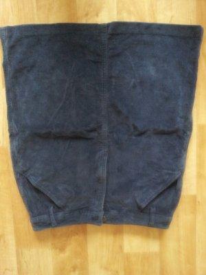 dunkelblauer Cordrock, Marc O Polo, Gr. 38