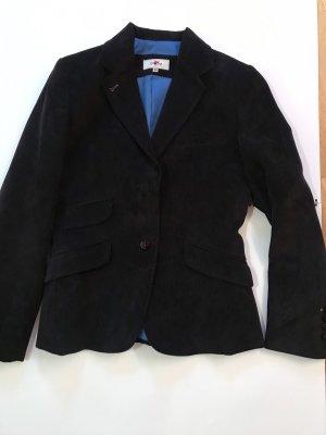Blazer nero-blu scuro