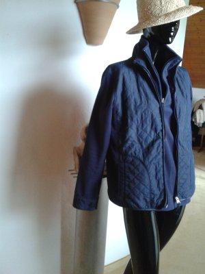 Franco Callegari Jersey twin set donkerblauw Polyester