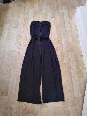 Zara Jumpsuit donkerblauw